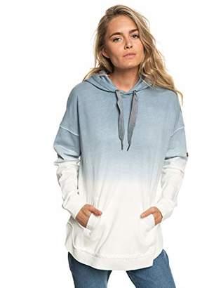 Roxy Junior's Time Has Come Dip Dye Hooded Sweatshirt