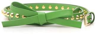 Prada Studded Bow Belt