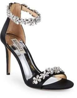 Badgley Mischka Valentine Embellished Sandals