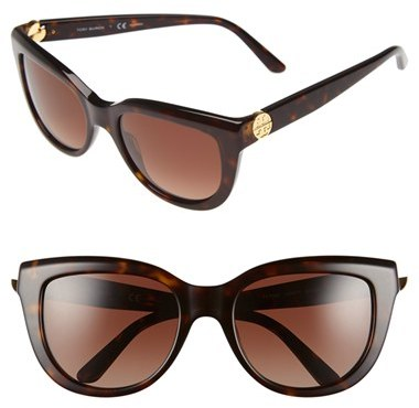 Tory BurchWomen's Tory Burch 54Mm Sunglasses - Dark Tortoise