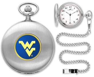 Suntime West Virginia Pocket Watch - Silver