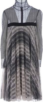 Philosophy di Lorenzo Serafini Lace Pleated Dress