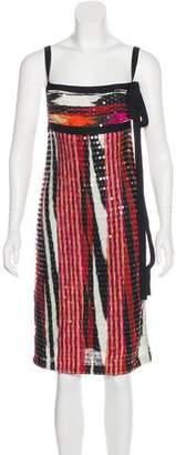 Missoni Embellished Dress