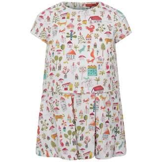 Oilily OililyGirls Countryside Print Doffy Dress