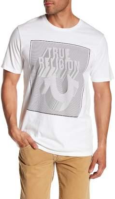 True Religion Perspective Graphic Crew Tee