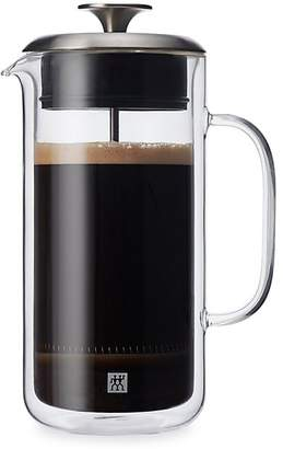 Zwilling J.A. Henckels Double Wall Glass French Press