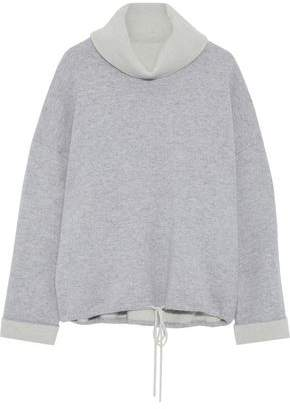 Iris & Ink Spencer Cashmere Turtleneck Sweater