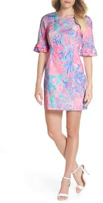 Lilly Pulitzer R) Fiesta Stretch Sheath Dress