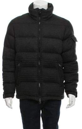 Moncler Montgenevre Quilted Puffer Jacket