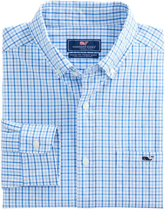 Vineyard Vines Clark Cove Check Classic Tucker Shirt