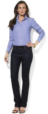 Lauren Ralph Lauren Striped Classic Shirt