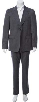 Gucci Wool & Silk Suit