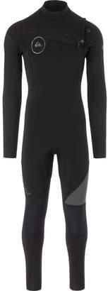 Quiksilver 4/3 Syncro Chest-Zip GBS Wetsuit - Men's