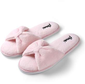 Aerusi Women's Cozy Slide Slipper