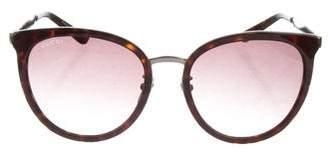 Gucci Tortoiseshell Gradient Sunglasses w/ Tags