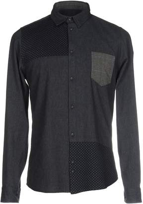 Eleven Paris BL.11 BLOCK Denim shirts