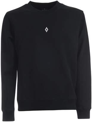 Marcelo Burlon County of Milan Wings Print Sweatshirt