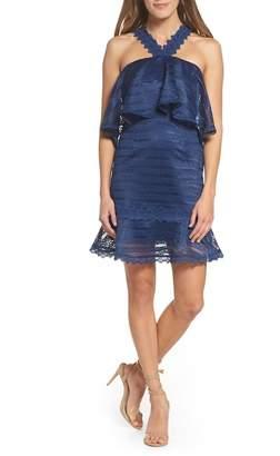 Foxiedox LUCY HALTER DRESS