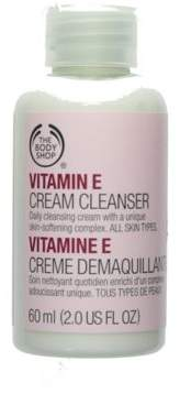 The Body Shop Vitamin E Cream Cleanser All Skin Types 60mL