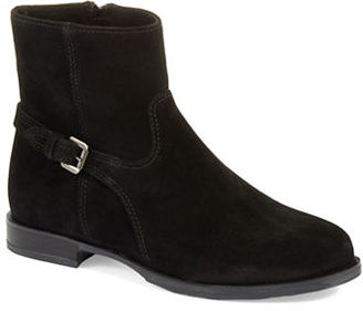 La Canadienne Lara Waterproof Ankle Boots $260 thestylecure.com