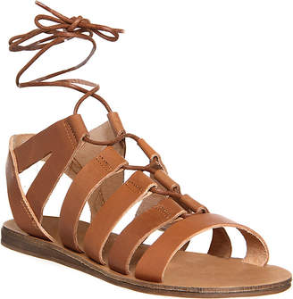 Office Odessa Ghillie lace-up sandals