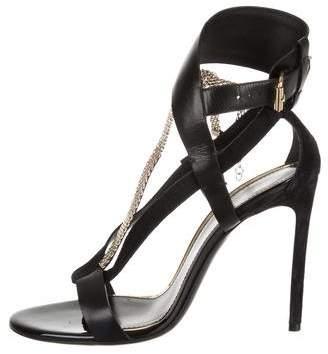 Lanvin Ankle Strap Sandals