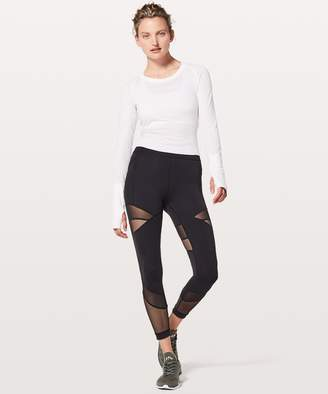 Lululemon Forget The Sweat Tight *25""
