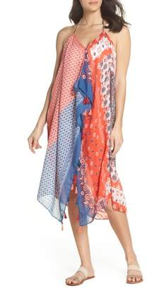 Pool' POOL TO PARTY Beach to Street Cover-Up Maxi Dress