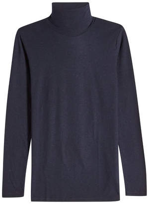 Majestic Turtleneck with Cotton and Cashmere