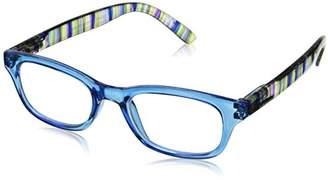 Breed Peepers Unisex-Adult Rare 258125 Rectangular Reading Glasses