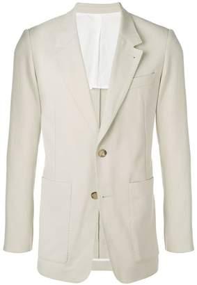 Ami Alexandre Mattiussi Two Buttons Long Fit Jacket