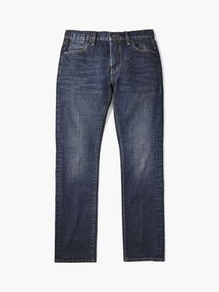 John Varvatos Creased Front Wight Jean