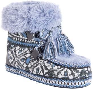 Muk Luks Women's Moxie Slipper Boots