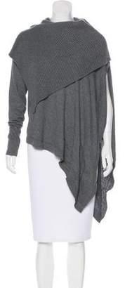 Nicholas K Asymmetrical Knit Sweater