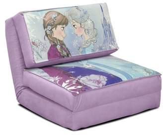 Disney Frozen Anna and Elsa Flip Kids Chair