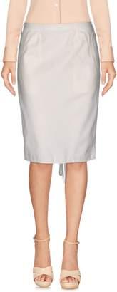 Jean Paul Gaultier Knee length skirts