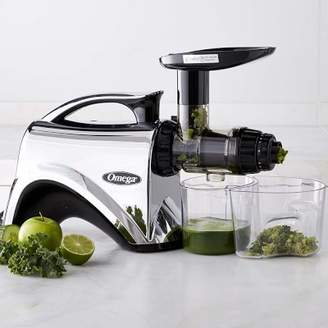 Williams-Sonoma Williams Sonoma Omega Nutrition System Electric Juicer, Chrome