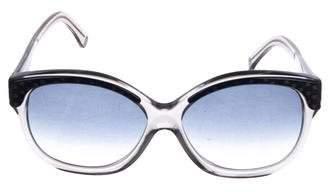 4ba2946e65de Celine Blue Women s Sunglasses - ShopStyle