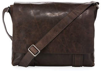 Frye Logan Flap Messenger Bag