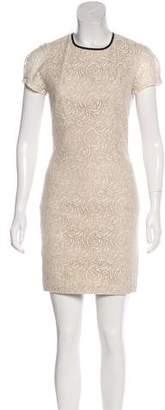 L'Agence Lace Mini Dress w/ Tags