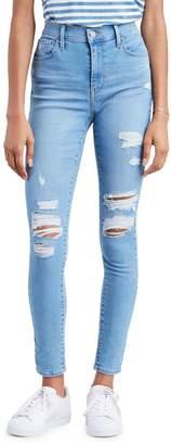 Levi's 720 Hi-Rise Super Skinny Jeans