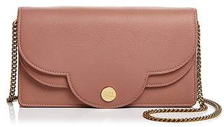 See by Chloe Polina Leather Chain Wallet