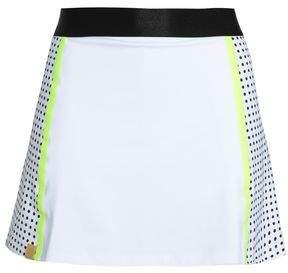 Monreal London Paneled Stretch Mini Skirt