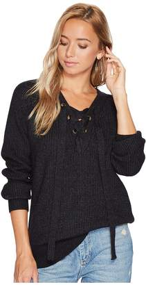 Bishop + Young Jessie Lace-Up Sweater Women's Sweater