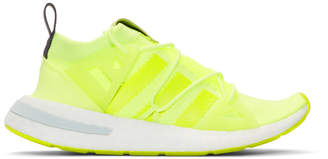 adidas Green ARKYN W Boost Sneakers