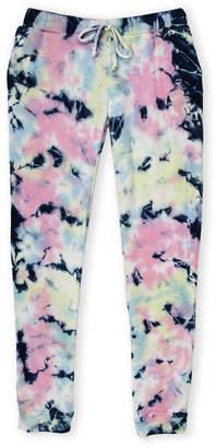 Malibu Sugar (Girls 4-6x) Pink Printed Sweatpants