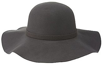 Tied Felt Floppy Hat $16.99 thestylecure.com