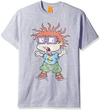 Nickelodeon Men's Aaahh Real Monsters Krumm T-Shirt, Sport Grey