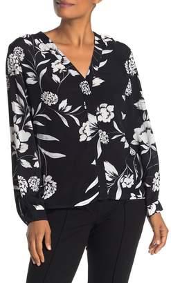 Yumi Kim Madison Floral Long Sleeve Blouse