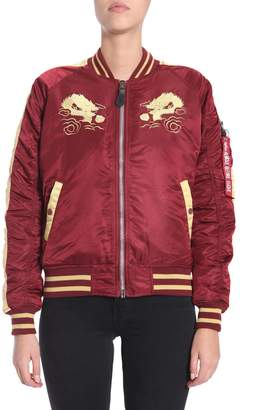 Alpha Industries Dragon Bomber Jacket